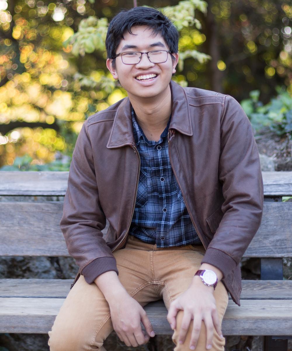 Meet Daniel Zhang